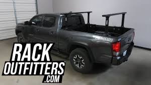 100 Thule Truck Racks 3rd Gen Toyota Tacoma Double Cab With 500XTB Xsporter Pro Pick