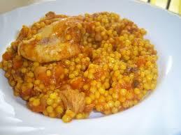 cuisine juive alg駻ienne recette barkoukech au poulet de la cuisine tunisienne cuisine