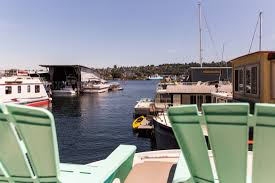 100 Lake Union Houseboat For Sale CARROT