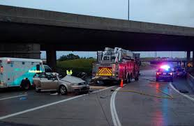 100 Fire Truck Accident One Dead After Collision With Fire Truck On Highway 427 Exit Ramp