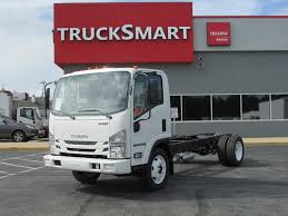 2018 ISUZU NPR-HD CAB CHASSIS TRUCK FOR SALE #593727