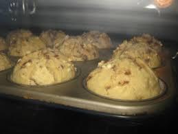 bananen joghurt muffins