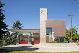 100 Weinstein Architects Seattle Fire Station 22 AU Urban