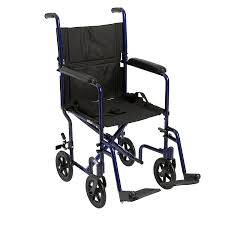 Transport Chair Or Wheelchair by Amazon Com Drive Medical Aluminum Transport Chair 19