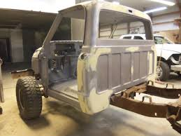 Body And Paint Restoration 1970 Chevy 4X4 Pickup Truck 1 - Doug ...