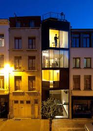 maison de ville moderne tendance