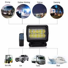 IP67 10 30V Remote Control LED Searchlight 7inch 50W Spotlight LED ... 5 Best Off Road Lights For Trucks Bumpers Windshield Roof To Fit 10 16 Volkswagen Amarok Sport Roll Bar Stainless Steel 8 Online Shop New Led Offroad Lights 9 Inch Round Spot Beam 100w Square Led Driving Work Spot 12v 24v Ip67 Car 04 Duramax Unity Spotlight Install Dads Truck Youtube 4 Inch 27w Led 4x4 Accsories Spotlights Images Name G Passengers Sidejpg Views How To Install Rear F150 Cree Reverse Light Bars F150ledscom Amazoncom Light Bars Accent Lighting Automotive This Badass Truck Came In For Our Fleet Department Rear Facing 30v Remote Control Searchlight 7inch 50w