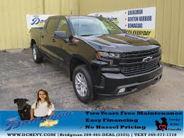 100 Arrow Hwy Truck Parts New 2019 Chevrolet Silverado 1500 RST Crew Cab Pickup Short Bed In