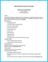 Sample Resume For Banking Jobs Examples And New Likewise Banks