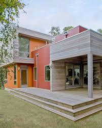 100 Contemporary Home Designs Photos Orleans Modern Green ZeroEnergy Design Boston Green