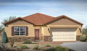 100 Mojave Desert Homes Model At View In Mariposa Elevation Sivage
