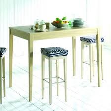 bois cuisine design d intérieur table de cuisine blanche bar chaise pied bois