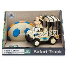 100 Safari Truck Mickey Mouse Remote Control Disneys Animal Kingdom