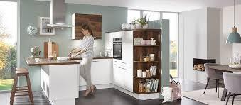 kompakte einbauküche in u form interküchen