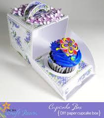 Beautiful Cupcake Box