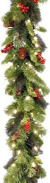 Flocked Christmas Trees Vancouver Wa by Best 25 Pre Lit Garland Ideas On Pinterest King Pillows Large