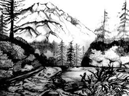 Cool Nature Coloring Page 19