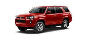 New Toyota 4Runner Lease And Finance Offers Springfield IL | Green ...