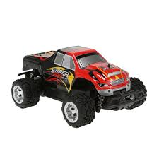 Original WLtoys L343 1/24 2.4G Electric Brushed 2WD RTR RC Monster ...