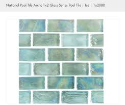 Npt Pool Tile Arctic by Help With Waterline Tile And Pebble Tec Newbie