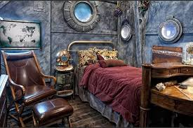 Decorating Theme Bedrooms Maries Manor Steampunk Steampunk Style