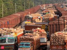 100 Truck Strike Bihar Truckers To Go On Indefinite Strike From Midnight