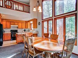 Ahwahnee Dining Room Thanksgiving by Sport Chalet Has 3 Bedrooms And 3 Bathrooms Vrbo