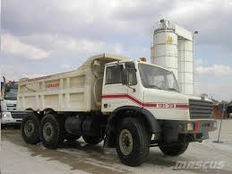 100 Dump Trucks Videos Used Perlini 131 Rigid Dump Trucks Year 1992 For Sale Mascus USA