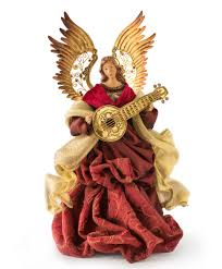 10 Amazing Grace Angel Tree Topper