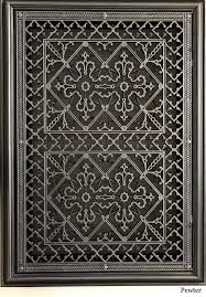 Decorative Return Air Grille 20 X 20 by Return Air Filter Grille 20x30 Arts And Crafts Style Beaux