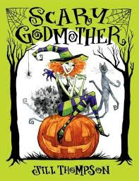 Scary Godmother Halloween Spooktacular Cast by Scary Godmother Omnibus By Jill Thompson