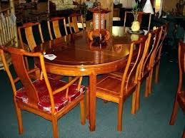 Danish Rosewood Dining Table And Chairs Room Set For Sale Ebay Furniture Delightful Di