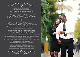 136 best LDS Wedding Invitations images on Pinterest