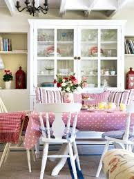 dining room breathtaking shabby chic dining room with pink
