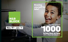 H&R Block Emerald Advance Opened Nov. 19 | H&R Block Newsroom Hr Block Diy Installed Software Available For Tax Season 2018 Customer Service Complaints Department Hissingkittycom Hr Block Coupon Codes In Store Vacation Deals From Vancouver Military Scholarship Employment Program Msep Pdf 50 Off H R At Home Coupons Promo Codes 2019 2 And R Coupons American Gun Wrangler Code Download Now Newsroom Flyer Mood Board 1 Portfolio Design Design Tax Software Deluxe State 2016 Win Refund Bonus Offer Download Old Version 2017 Taxcut 995 Slickdealsnet Number Alamo Car Renatl