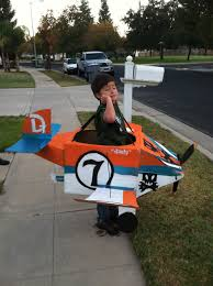 Cardboard Dusty Crophopper Airplane Costume | Halloween Costumes ...