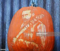Walking Dead Pumpkin Designs by Walking Dead Negan Stock Photos And Pictures Getty Images