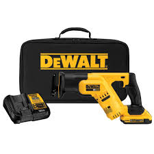 DEWALT 20 Volt MAX Lithium Ion Cordless pact Reciprocating Saw