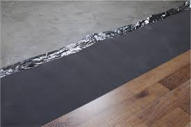 Vinyl Floor Underlayment On Concrete by Laminate Flooring Installation Subfloor Preparation Types And