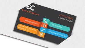 Free Business Card Design Download Metakave