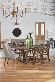 Dining | Kitchen - Magnolia Home Timelessly Charming Farmhouse Style Fniture For Your Home Interior Rustic Round Ding Table 6 Ideas 30 House X30 Inch Modern Farm Wood You Kitchen Extraordinary Narrow Room Black Chairs Photos And Pillow Weirdmongercom Hercules Series 8 X 40 Antique Folding Four Bench Set Luxury Affordable Grosvenor Wooden With Gray White Wash Top Classic Base Criss Cross Includes Two Benches E Braun Tables Inc Back Burlap Cushions Amish Sets Etc
