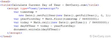 Javascript Math Ceil Floor by Javascript Find Day Of Year