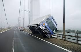 100 Peninsula Truck Lines Typhoon Jebi Most Powerful To Hit Japan In 25 Years Leaves Trail