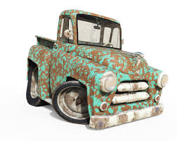 100 1954 Dodge Truck Chad Holton Toon