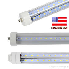t8 t10 t12 led light 8ft 65w r17d replacement for f96t12 cw