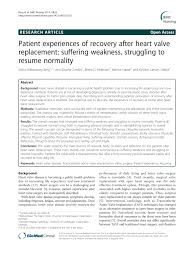 PDF) Patient Experiences Of Recovery After Heart Valve ... How To Conduct An Effective Job Interview Question What Are Your Strengths And Weaknses List Of For Rumes Cover Letters Interviews 10 Technician Skills Resume Payment Format Essay Writing In A Town This Size Personal Strength Resume To Create For Examples Are The Best Ways Respond Questions Regarding 125 Common Questions Answers With Tips Creative Elementary Teacher Samples Students And Proposal Sample