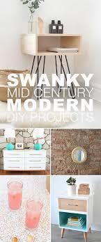 100 Mid Century Modern Interior 15 Swanky Decor DIY Projects OhMeOhMy