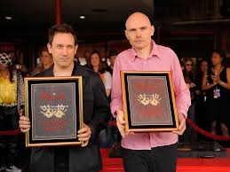 Smashing Pumpkins Drummer Mike Byrne by Billy Corgan And Jimmy Chamberlin Photos Photos The Smashing