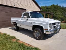 100 1987 Chevrolet Truck Silverado GAA Classic Cars