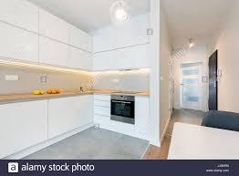 100 Interior For Small Apartment Modern Kitchen Interior Design In White Finishing In Small Apartment